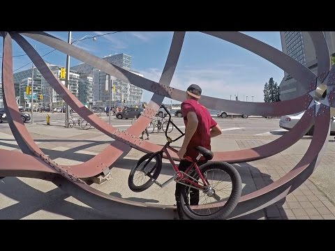 Webisode 44 - Canada Left us Speechless (BMX Trip)