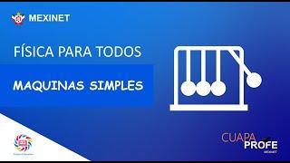 Maquinas Simples, Descripción y Fórmulas a emplear. | CuapaProfe