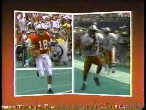1995 Husker Retro - Tommie Frazier (Prime Sports)