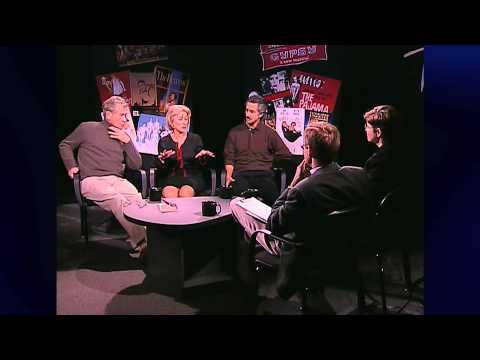 Classic Theater Talk: McKellen, Mirren, Strathairn & Jerry Mitchell (2000)
