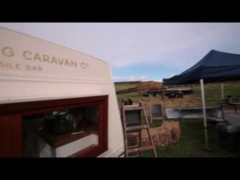 The Roaming Caravan Co - Mobile Caravan Bar