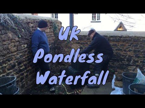 Pondless Waterfall Uk Garden Waterfalls Uk Pondless Kits Uk