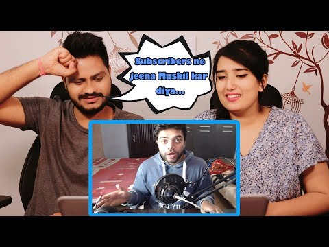 Indian Reaction On Ducky Bhai Latest Video - PLEASE DON'T COME TO MY HOUSE !!!