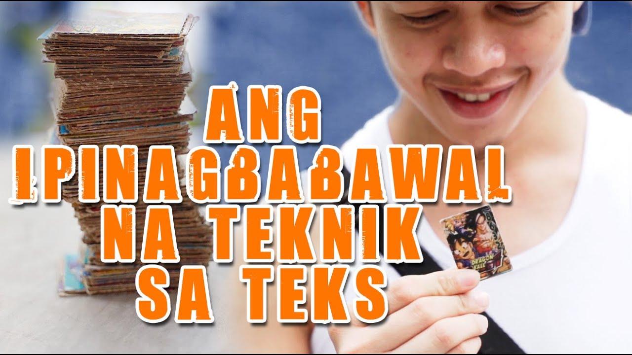 Download TEKS EP 1: Ang Ipinagbabawal na Teknik sa Teks
