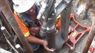 Core Drilling In West Palm Beach, Florida (flagler Bridge) [concrete Cutting & Breaking Co]