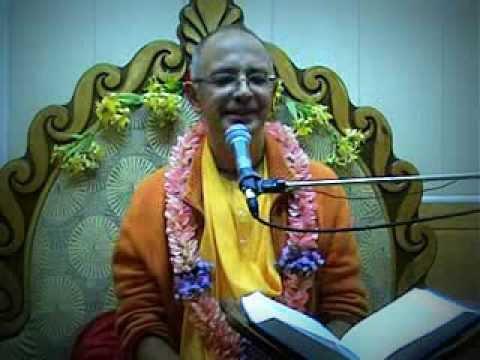 Шримад Бхагаватам 1.5.11 - Бхакти Вигьяна Госвами