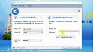 Bài 6: Hướng dẫn cài đặt và sử dụng phần mềm Ultraview