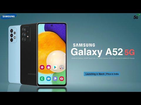 Samsung Galaxy A52 5G   Samsung's Best 5G Smartphone   Launch Date