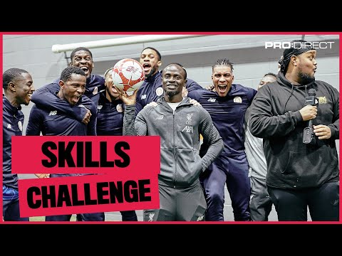 AFFILYATES VS BAITEZE SQUAD AT LIVERPOOL TRAINING GROUND | FT MANE, CHAMBERLAIN, GOMEZ & KEITA
