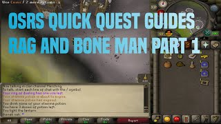 Quick Quest Guides - Rag and Bone Man 9:52