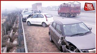 Fog in Delhi-NCR: 1 person dies, 10 injured on Yamuna Expressway