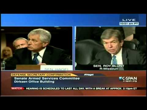 Hagel claims 'bloated' Pentagon comment wasn't in response to sequestration