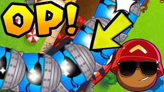 Why You Should Get The BEEFY MOABS Power... (Bloons TD Battles)