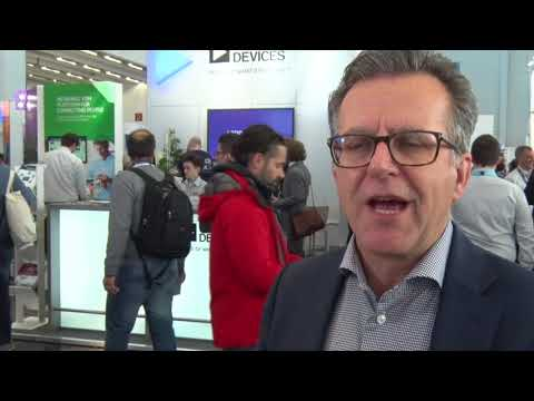 Embedded World 2018: Analog Devices - solutions that sense, measure, power, connect and interpret