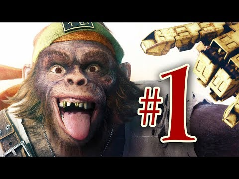 Beyond Good and Evil 2 – Walkthrough Gameplay Part 1 [PS4]