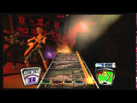 Guitar hero 2 who was in my room last night 100 fc - Who was in my room last night live ...