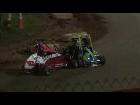 Shellhammers Speedway Red Plate Quarter Midget Feature- 9/29/2018