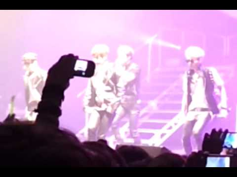 [fancam] United Cube London - Fiction (BEAST).mp4