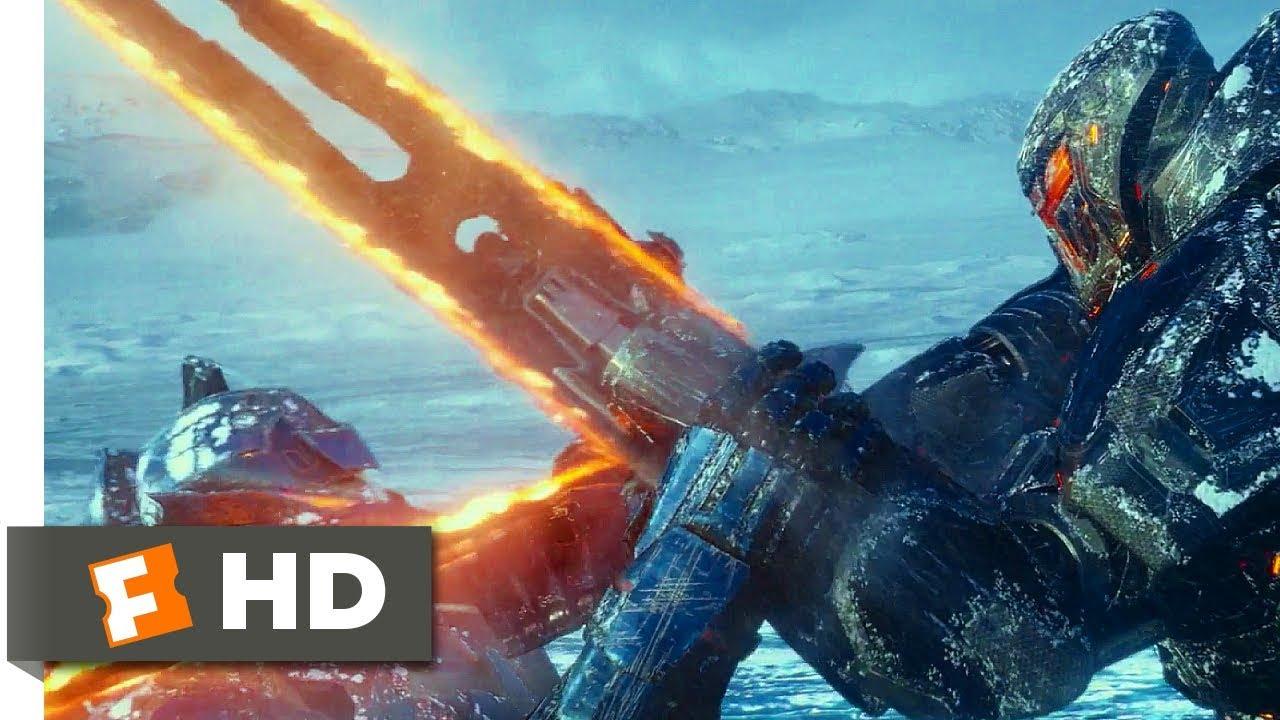 Download Pacific Rim Uprising (2018) - Jaeger vs. Jaeger Scene (3/10) | Movieclips