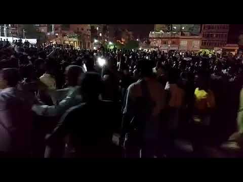 Jaipur Dange Ramganj Choti Chaupad Jaipur City Curfew Police Military
