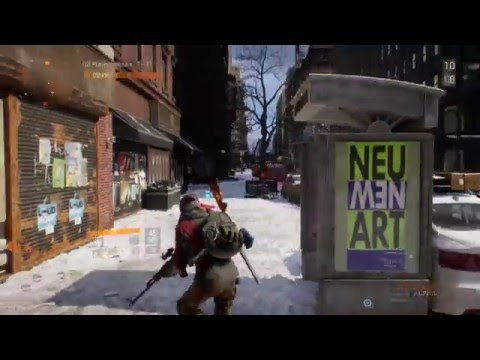 Tom Clancy's The Division: The Manhunt