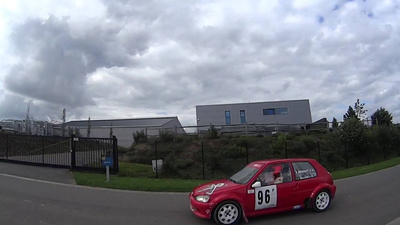 Rallye Sprint 2016 Achene Youtube