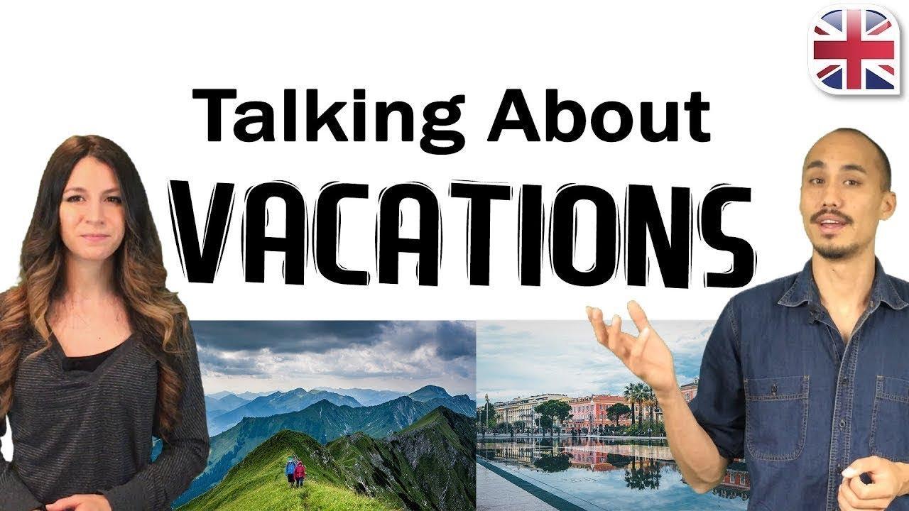 words to describe vacation