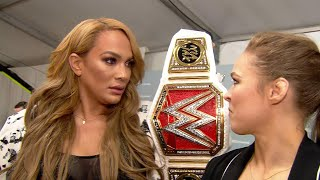 Ronda Rousey to challenge Raw Women