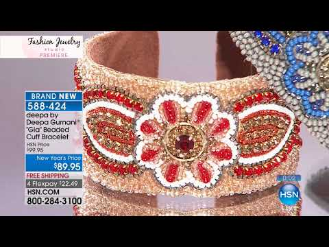 HSN | Fashion Jewelry Studio Premiere 01.19.2018 - 07 PM