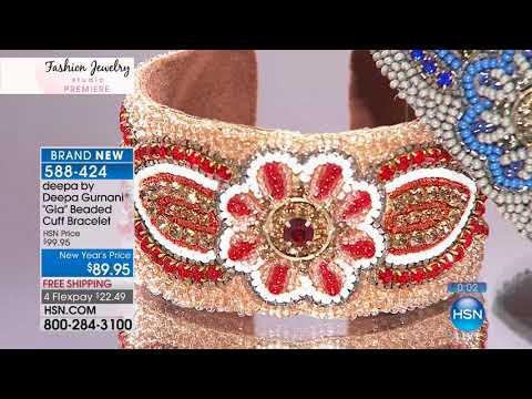 HSN | Fashion Jewelry Studio Premiere 01.19.2018 - 07 PM