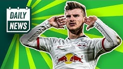 Wegen Corona: Wird RB Leipzig jetzt Meister? Transfer News: Koch zu Neapel, N'Dicka zu Liverpool?