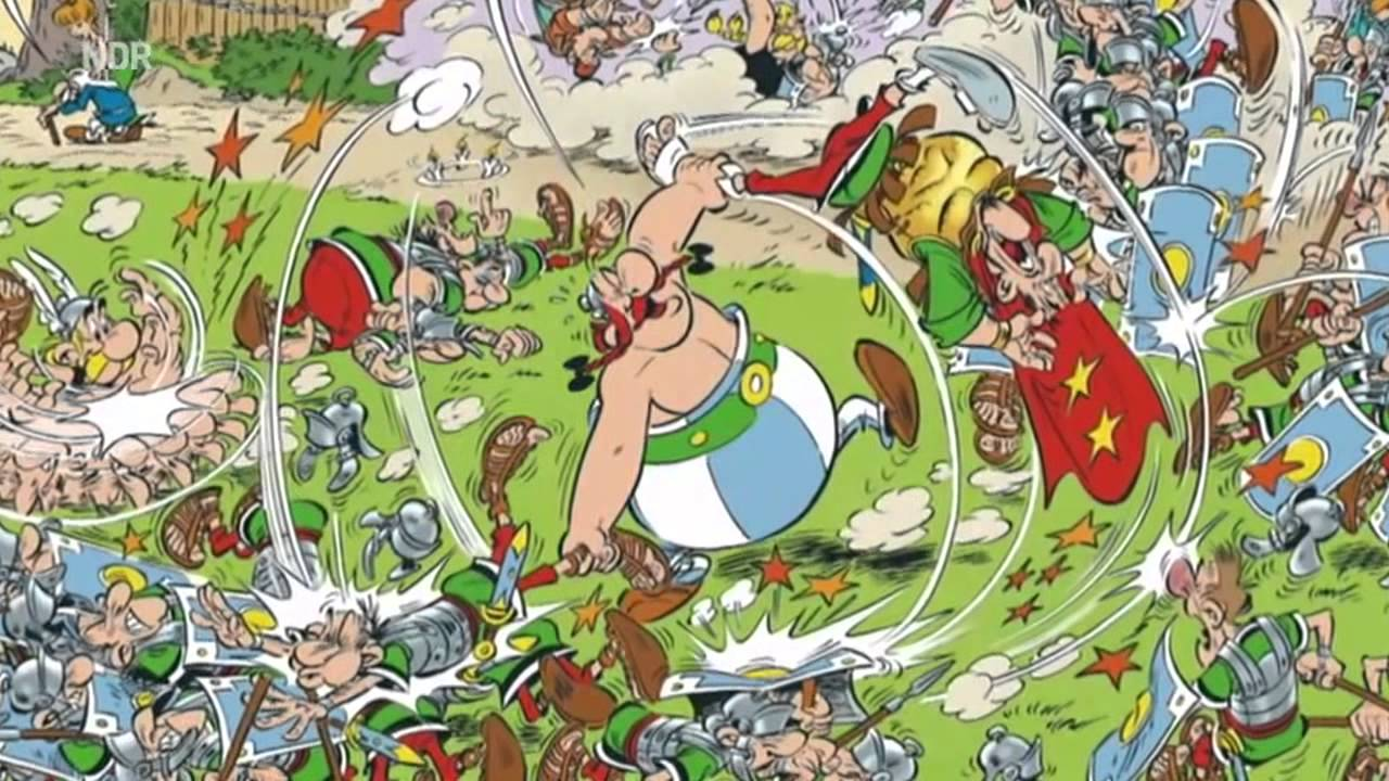 Asterix Und Obelix Comic