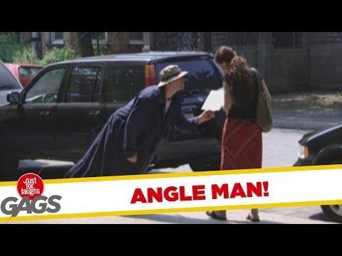 Angle Man!