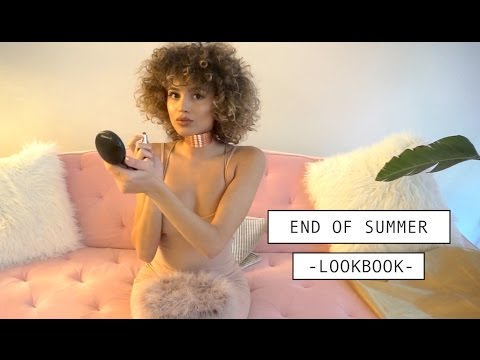 58ef18fd0f8df End of Summer LOOKBOOK - YouTube