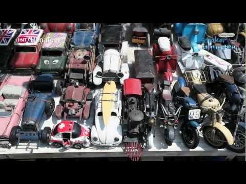 [중국여행] 상하이 대표 골동품거리 동타이루 / Shanghai Antiques Market, Dongtailu