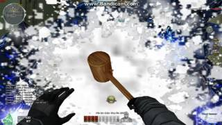 MOD CFVN:BÚA GỖ CHÉM X200 (SHARE LINK)
