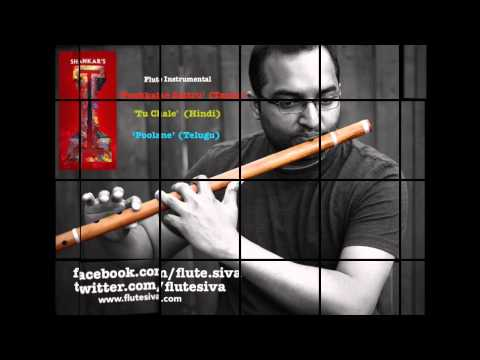 Pookale Satru | Tu Chale | Poolane from 'I' - Flute Instrumental by Flute Siva