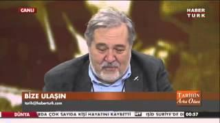 Osmanlıca'ya (Eski Türkçe) Hakaret Eden Seyirciye Murat Bardakçı Çok Fena Kızdı