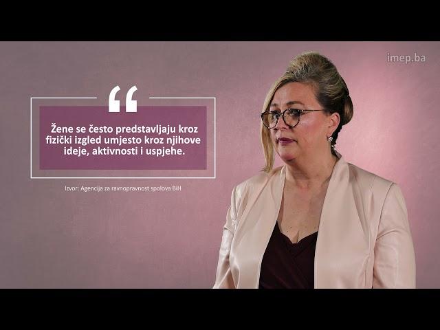 TUTORIJAL: Samra Filipović - Rodna ravnopravnost u bh. medijima