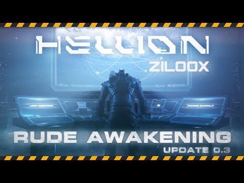 Hellion - обновление RUDE AWAKENING, реалистичный космический выживач стал 0.3