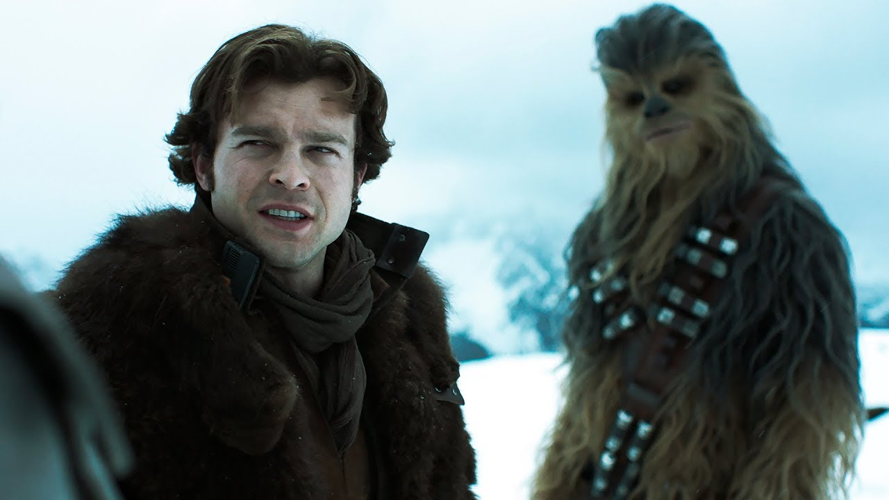 Трейлер «Хан Соло: Звездные войны»
