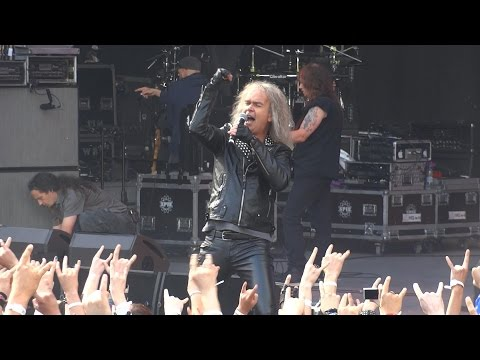 Grave Digger - Live @ Moscow Metal Meeting 30.08.2014 (Full Show)