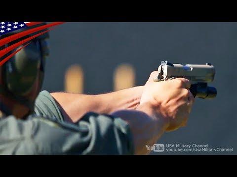 【アメリカ海兵隊版SWAT】憲兵隊・特殊対応チームの射撃訓練