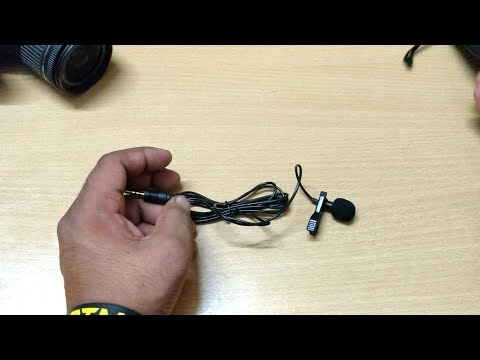 Don't Buy Cheap Collar Mics Under The Budget of 200Rs | Generic E_57000455 Lapel Mic Review 2018. from YouTube · Duration:  5 minutes 38 seconds