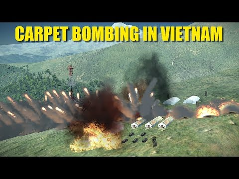 Reapers In Vietnam: Hunting Ho Chi Minh | F-5 Mig-21 P-51 | DCS