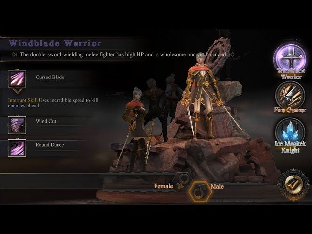 final fantasy awakening apk gameplay
