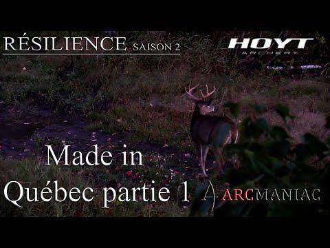CHASSE AUX CHEVREUILS - RÉSILIENCE S.2.2 - Made in Québec partie 1