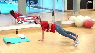 Фитнес для Всех Упражнения Для Похудения Для Всей Семьи
