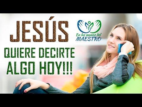 Soy Jesús y quiero decirte algo - Reflexiones Cristianas