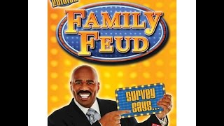 Two More Strikes And You're In - Family Feud 5th Edition Board Game